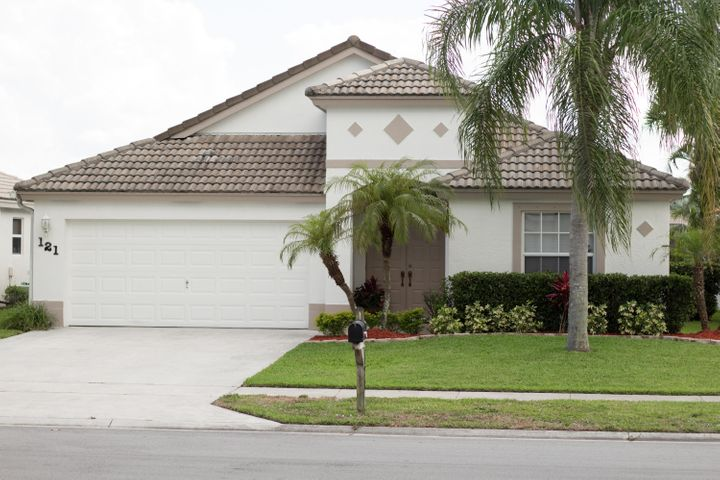 121 Derby Lane, Royal Palm Beach, FL 33411