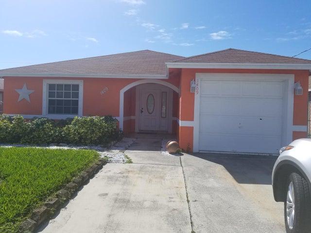 1409 W 35th Street, Riviera Beach, FL 33404