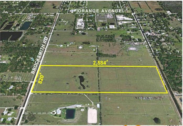 1230 S Brocksmith Road, Fort Pierce, FL 34945