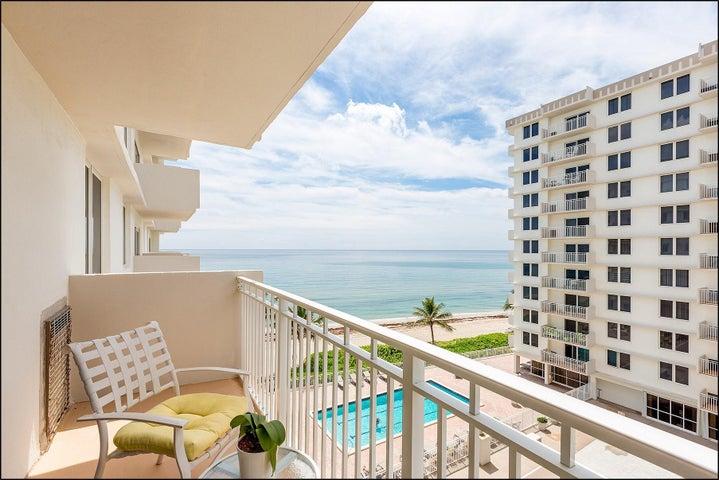 3215 S Ocean Boulevard 507, Highland Beach, FL 33487