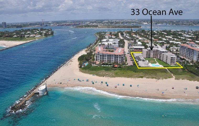 33 S Ocean Avenue 202, Palm Beach Shores, FL 33404