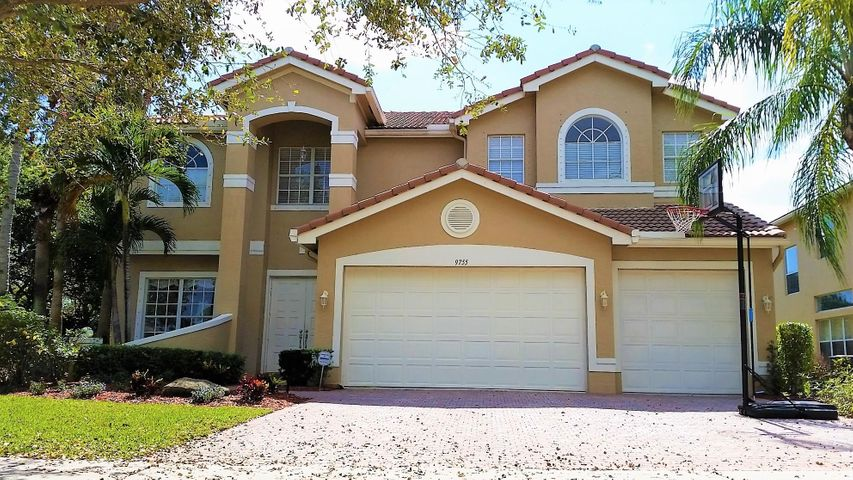 **Motivated Seller Lowers Price by $25K on this Beautiful Chateau Lafite Model** This Property Offers 4,000+ SF of Living Space..5 Bedrooms 4 Baths and a 3 Car Garage Situated on an Oversized LakeFront Corner Lot with a Screened In Patio & Ample Room for a Pool.. Once Inside, Enjoy this Welcoming Freshly Painted Light and Bright Floor Plan that is Tastefully Appointed with Crown Molding throughout..Elegant Formal Living & Dining Room is Complemented by the Dramatic Staircase Leading to a Huge Master Suite with Custom Made His/Her Closets and Additional Sitting/Office Area..Unwind and Relax in the Lavish Master Bath Soaking Tub Centered in Front of a Large Rounded Panoramic Window..This Home is Toothbrush Ready with Newer AC's & Water Heater..Major Neighborhood Renovation in Progress... ***Saturnia Isles Pool Area: New Furniture..New Covered Cabana Area*** ***Playgrounds Have Been Improved***  ***Basketball Court is Being Increased to a Full Size Professional Size*** ***PickelBall Court Coming Soon***  Why Wait for Your Neighborhood to be Built When You Can Have the Best Of Everything Right NOW!!