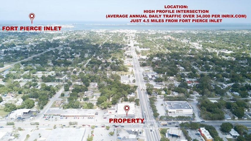 2420 Orange Av Avenue, Fort Pierce, FL 34950