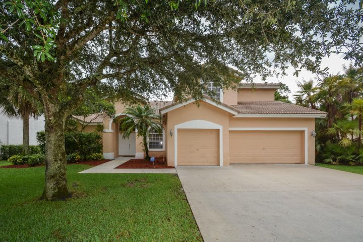 15538 Whispering Willow Drive, Wellington, FL 33414