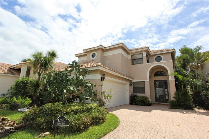 17190 Ryton Lane, Boca Raton, FL 33496