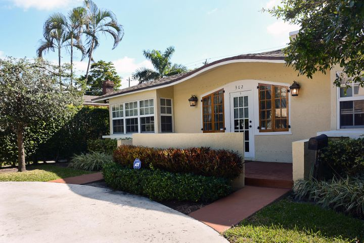 302 Wildermere Road, West Palm Beach, FL 33401
