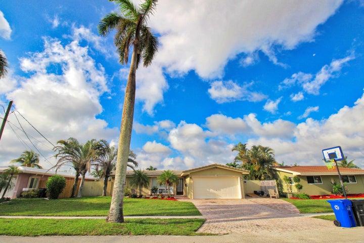 1466 NE 57 Place, Fort Lauderdale, FL 33334