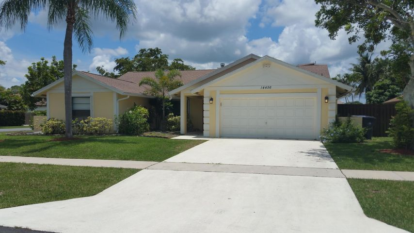 14456 Larkspur Lane, Wellington, FL 33414