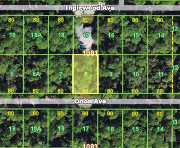 17458 Orion Avenue, Port Charlotte, FL 33954