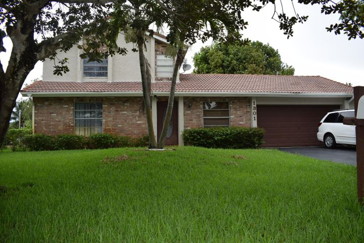 1301 NW 89th Drive, Coral Springs, FL 33071