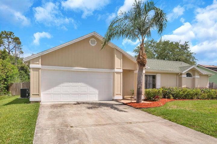 1321 SW Jericho Avenue, Port Saint Lucie, FL 34953