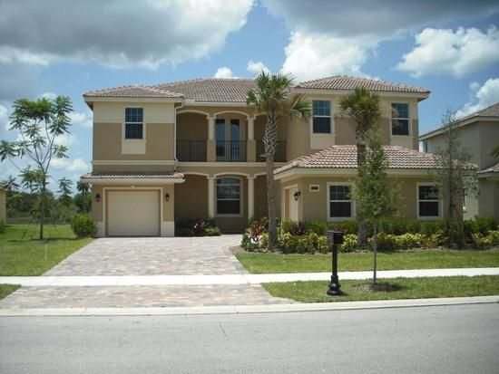 Port Saint Lucie Home for Sale in Tradition Lake Front Mediterranean Style Home Barrel Tile Roof* Hurricane Impact Windows!* Large Lot* 4 Bedroom 3 Bath* *Large office/5th bedroom*, **Gourmet Kitchen w/ Granite Counters, & Island** *Master Bedroom with adjoining Sitting Room, * Open Loft Space, *Balcony, & Covered Porch* *3 Car Garage,**Community Swimming Pool*Backs to a Preserve and lake to fish or take your paddle boat. Close to I-95, Restaurants, Shopping, Tradition Medical Center Port Saint Lucie Home for Sale in Tradition Lake Front Mediterranean Style Home Barrel Tile Roof* Hurricane Impact Windows!* Large Lot** 4 Bedroom 3 Bath* *Large office/5th bedroom*, **Gourmet Kitchen w/ Granite Counters, & Island** *Master Bedroom with adjoining Sitting Room, * Open Loft Space, *Balcony, & Covered Porch* *3 Car Garage *Community Swimming Pool**Backs to a Preserve and lake to fish or take your paddle boat. Close to I-95, Restaurants, Shopping, Tradition Medical Center