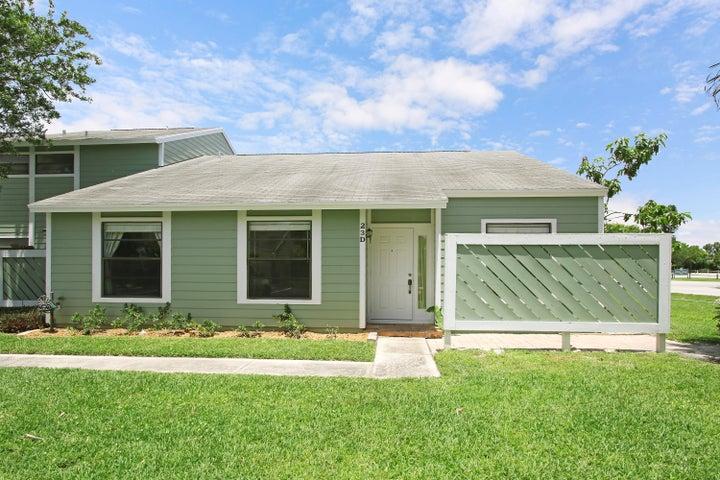 103 Lakewood Drive 23d, Jupiter, FL 33458