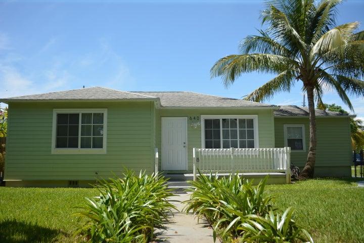 640 Forest Hill Boulevard, West Palm Beach, FL 33405