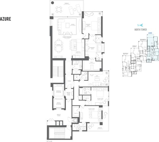 Azure Floorplan