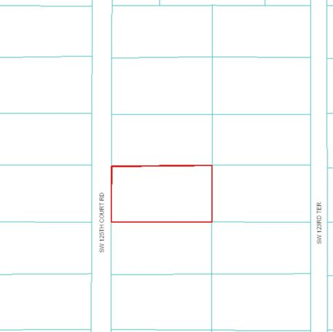 Block 50 SW 125th Court Road Lot 9, Ocala, FL 34481