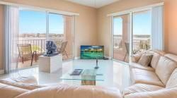 Open Water Views from Living Areas
