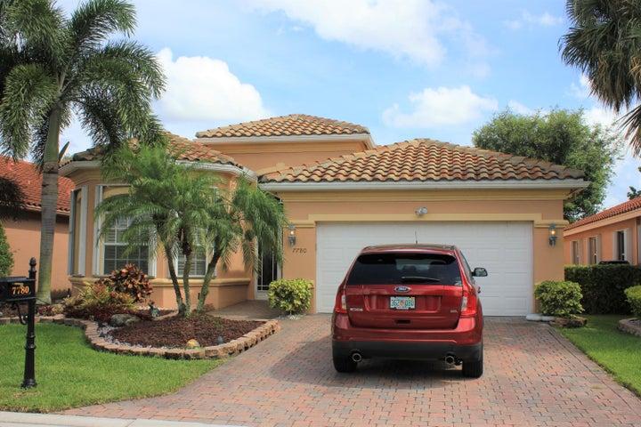 7780 Campania Drive, Boynton Beach, FL 33472