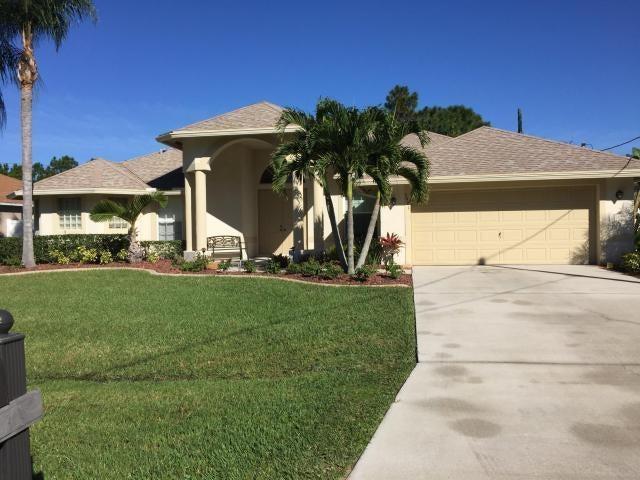 5921 NW Theda Lane, Port Saint Lucie, FL 34983