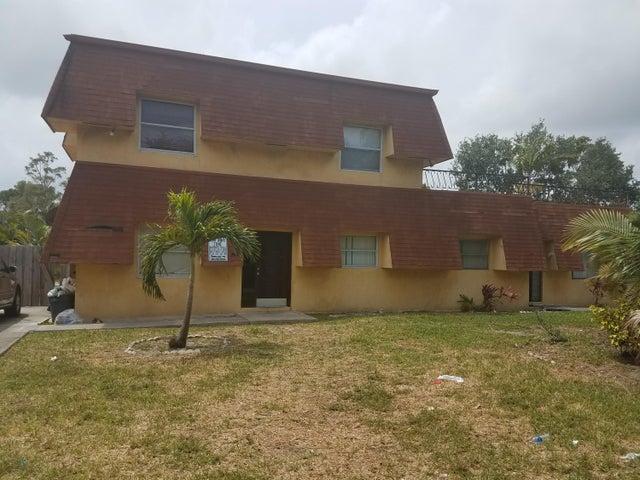 743 Bonnie Lane, West Palm Beach, FL 33415
