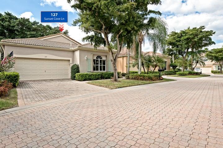 127 Sunset Cove Lane, Palm Beach Gardens, FL 33418