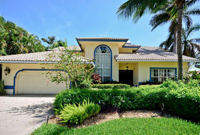 Newly priced for quick sale. Located on one of Tropic Isle's nicest streets with mostly newer homes on this street. This large two story home is nicely updated with all impact glass windows and doors. All baths remodeled in 2015. Kitchen updated in 2015. New carpet in 2017 & top of the line Carrier Multi-speed high efficiency units. New roof in 2004, & new boat lift in 2014. All closets have custom built-ins. PGT Hurricane windows & doors replaced in 2007. Situated on a 100-110 foot wide canal, this home will accommodate a very large watercraft. Located appx 5 miles from the Boca Inlet & close to all the new shopping centers including Trader Joe's. Close to downtown Atlantic Ave. and Delray's pristine beaches. This is a move-in condition home with nothing to do but bring your toothbrush!