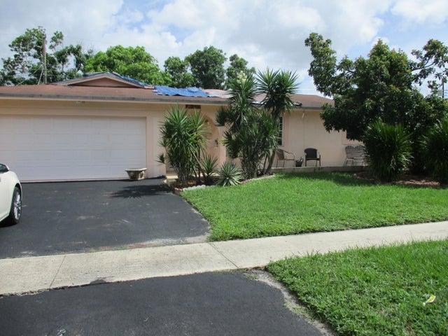 4741 NW 16th Street, Lauderhill, FL 33313