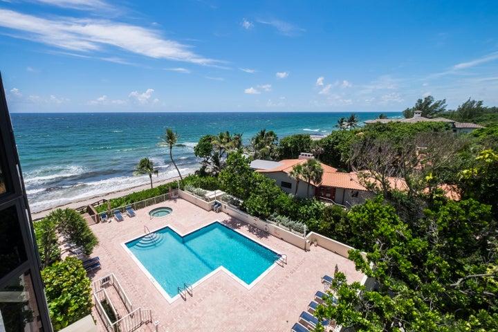 4605 S Ocean Boulevard 6b, Highland Beach, FL 33487