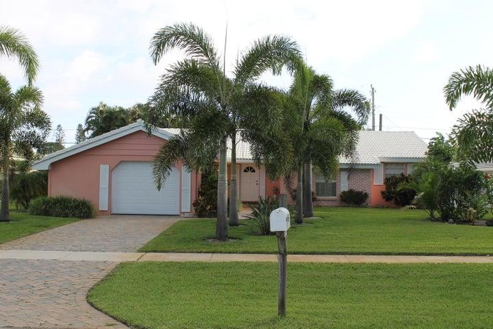 1867 Tudor Road, Juno Beach, FL 33408