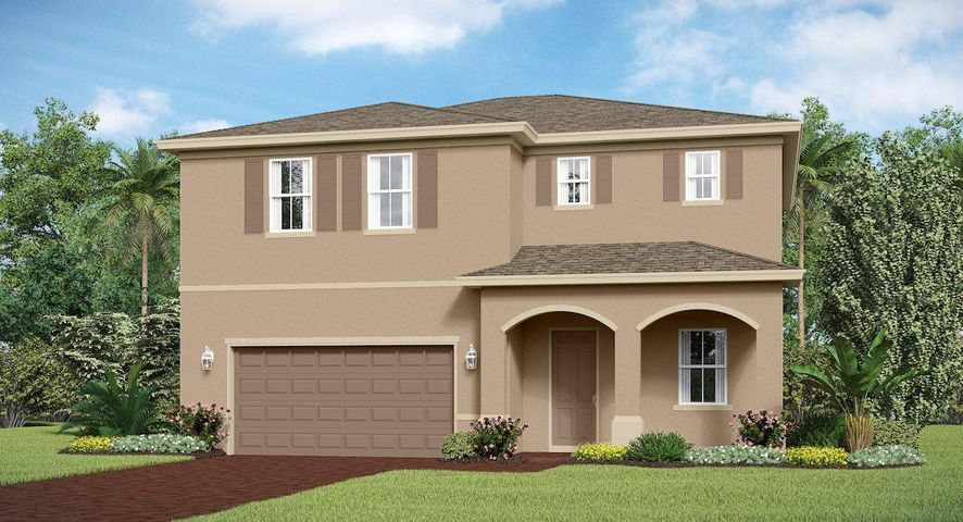 756 Aberfoyla Avenue, Fort Pierce, FL 34947