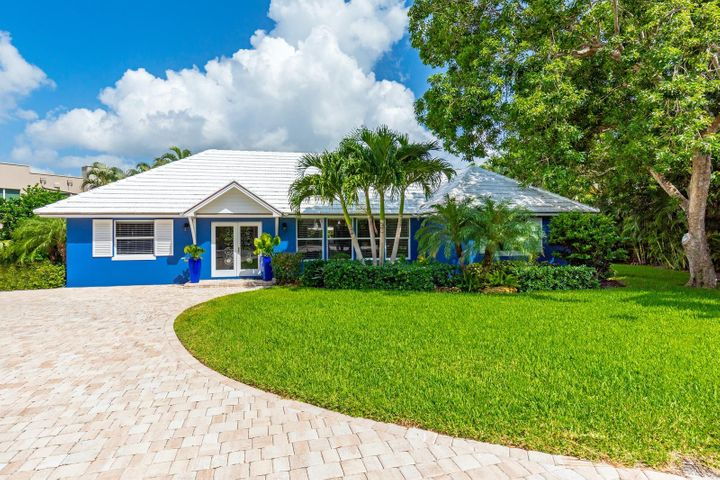 Live steps away from the beach on a private cul-de-sac. This completely remodeled home is a beachgoers dream. A must see!