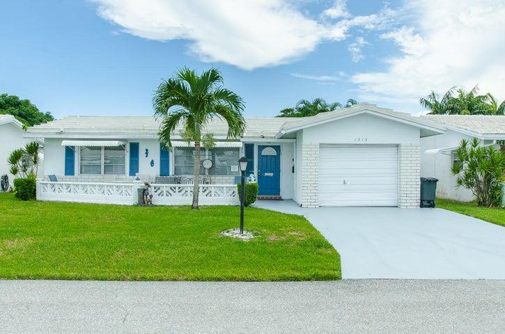 1212 SW 21st Avenue, Boynton Beach, FL 33426