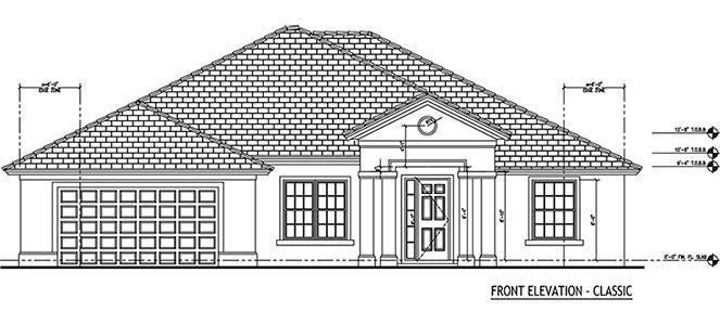 A GHO Home in Torino. A revised version of the popular Tacoma Floor Plan allowing room for a pool on most standard 80x125 Lots. This Tarpon has 3 bedrooms,3 baths, den, formal dining room and a 23'x 22.4 Garage'. We've added the Super Kitchen which included 42'' Cabinets, Pop Up and Out Cabinets,Crown and Light Valance and Glass Door(s),and the Gourmet Kitchen with Double Ovens and Pot and Pan Drawers with Quartz tops and back-splash. Hi hats and Floor Outlet in the Great Room, Hi Hats in the Master Suite,and a Laundry tub in the utility room. Standard Impact windows, Spray Foam Insulation, full kitchen SS appliance package. 9'4''-10'8'' Ceiling height with 8' doors. 18x18 tile in Living Areas, Carpet in the bedrooms and den. Tile surround in Baths and a shower seat in the Master Bath.