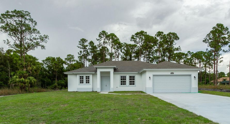13171 Orange Boulevard, Loxahatchee, FL 33470