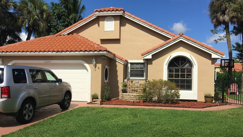 12270 Sand Wedge Drive, Boynton Beach, FL 33437