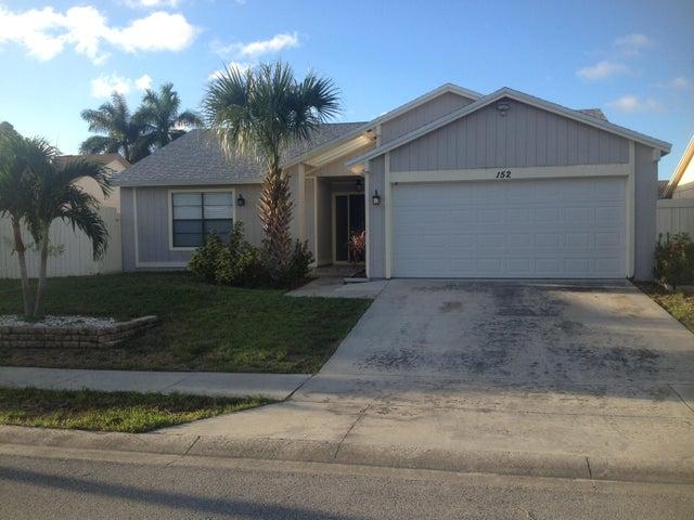 152 Rosewood Circle, Jupiter, FL 33458