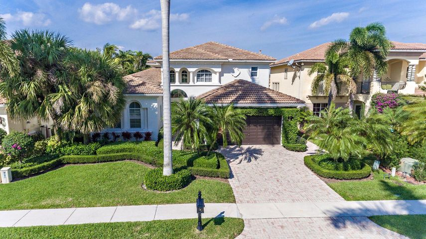 507 Les Jardin Drive, Palm Beach Gardens