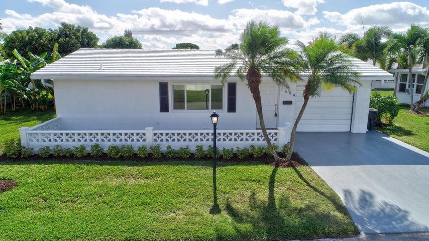 1504 SW 22nd Avenue, Boynton Beach, FL 33426