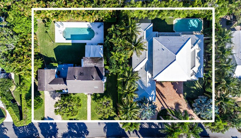 The price of $8.195M is for the combined properties of 253 & 233 El PUeblo for a total lot size of 125 x 200. Two individual properties, two PCN numbers. 233 El Pueblo built in 2009, can be sold alone for $5.195 M. 253 El Pueblo could be renovated or just great additional land to build a great house/compound for 233 El Pueblo Way.