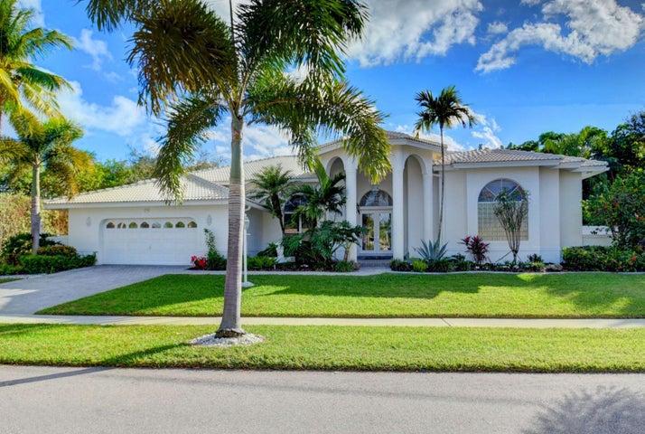 760 NE Boca Bay Colony Drive, Boca Raton, FL 33487