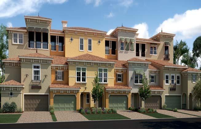 sky villa rendering