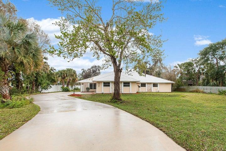 1840 SW Crane Creek Avenue, Palm City, FL 34990