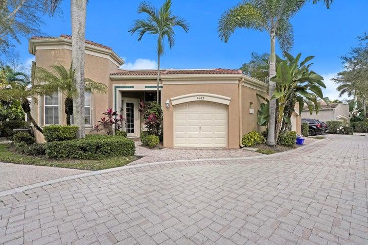 7683 Dahlia Court, West Palm Beach, FL 33412