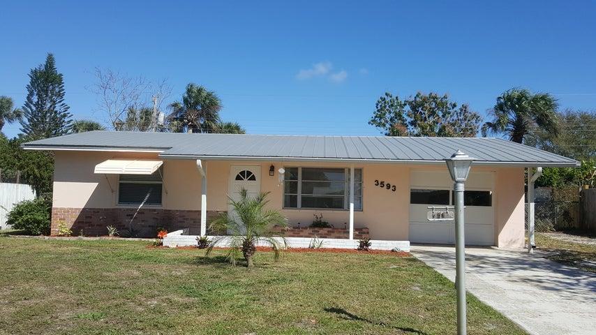 3593 NE Sandra Drive, Jensen Beach, FL 34957