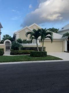 Immaculate single story pool home with a 2 car garage.  Spectacular golf course view of the 15 hole of the Fazio.  Nicely furnished.  Full golf membership