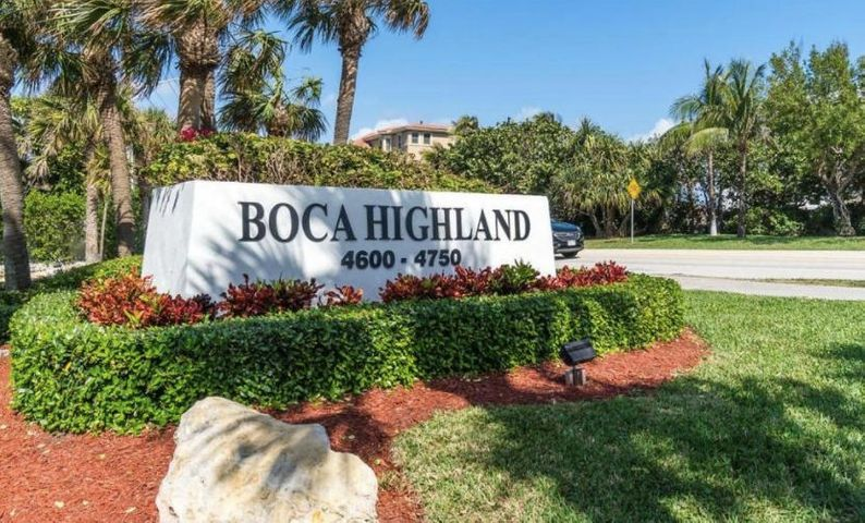 4740 S Ocean Boulevard, 804, Highland Beach, FL 33487