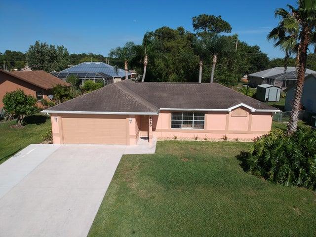 6960 NW Hartney Way, Port Saint Lucie, FL 34983