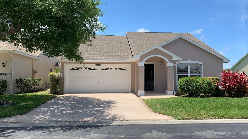1045 NW Tuscany Drive NW, Saint Lucie West, FL 34986