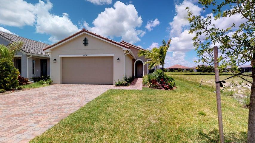 10003 SW Trumpet Tree Circle, Port Saint Lucie, FL 34987