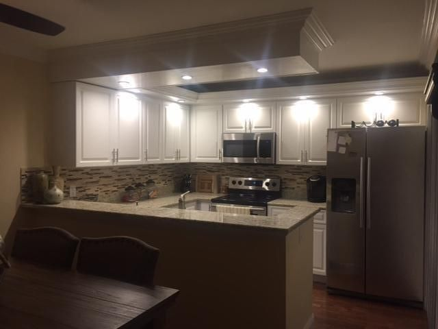 2101 21st Court Kitchen
